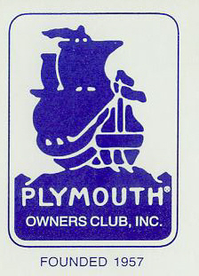 Plymouth Owners Club Rocky Mtn Region